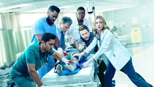 "The Resident Season 3 Episode 3 – ""Saints & Sinners"" – The Largest  ..."