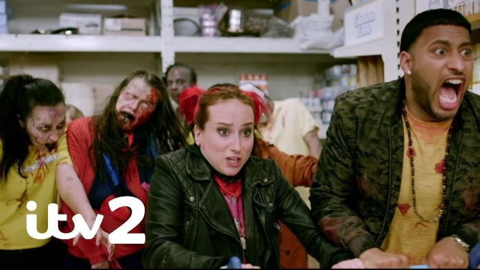 "Zomboat Season 1 Episode 1 – ""Premiere 2019 on ITV2"" – The Largest Ballo ..."