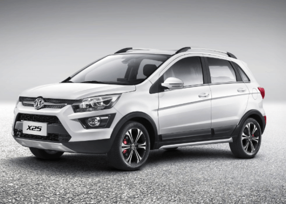 Sazgar BAIC X25 Crossover will soon be the Part of Pakistan Auto Sector. – fairwheels