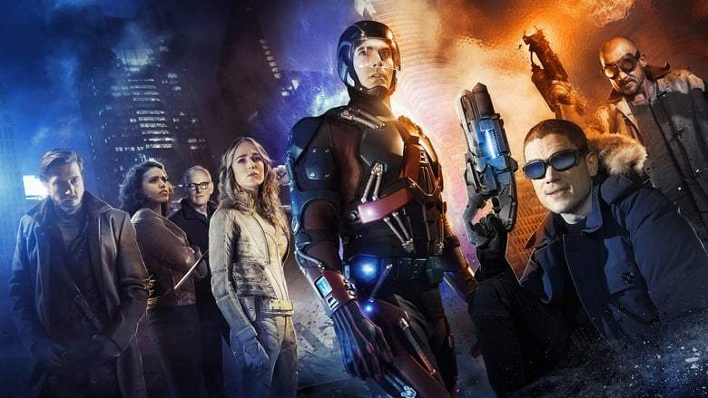DC's Legends of Tomorrow Season 5 Episode 11 Ship Broken – Euro T20 Slam