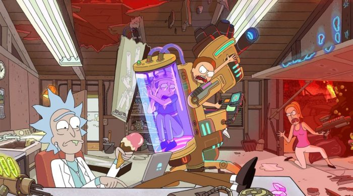 Rick and Morty Season 4 Episode 6 Never Ricking Morty – Euro T20 Slam