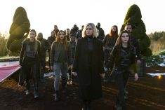 The 100 Season 7 Episode 15 – 'The Dying of the Light' : Kuningan